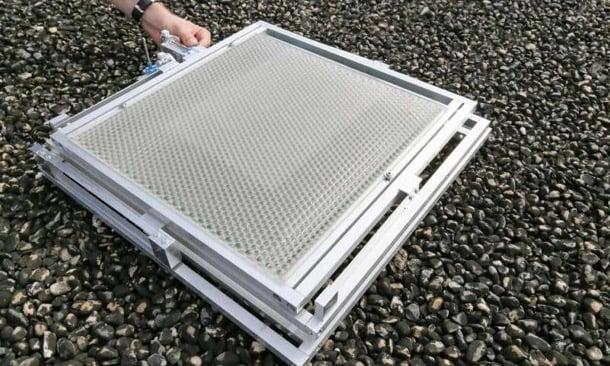 concentrador eficiencia fotovoltaica