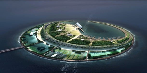 eco-isla Perla Mar Sur DS+R