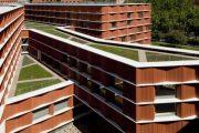 Edificio de la Universidad Carlos III de Madrid, con LEED Platino