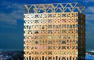 Trätoppen: otro gran edificio de madera para Estocolmo
