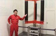 Challenergy: turbina de huracanes, con tres rotores verticales
