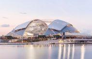 Sports Hub: con la cúpula retráctil más grande del mundo