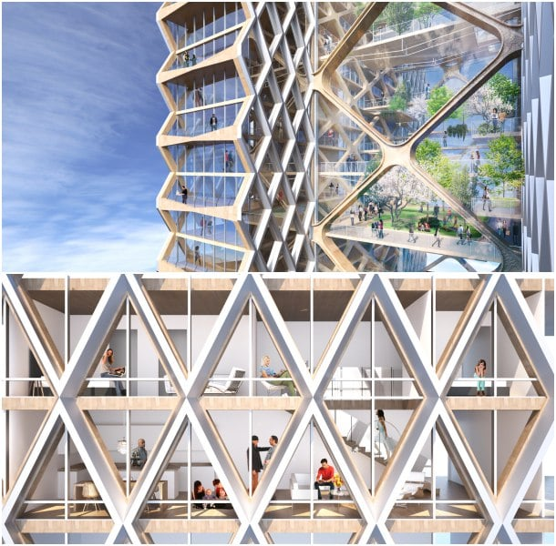 river-beech-tower-detalles-fachada-madera