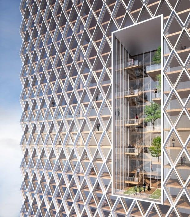 river-beech-tower-fachada