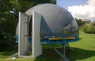 Smartdome: construcción prefabricada para glamping