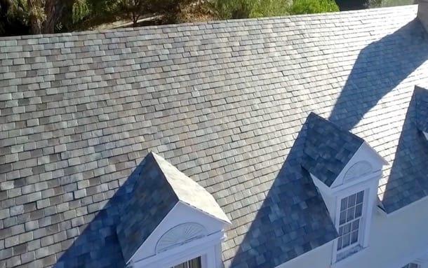 cubierta solar tesla-slate