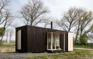 ARK: hogar móvil alimentado con turbina eólica