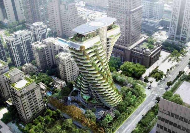 agora-garden condominio ecológico