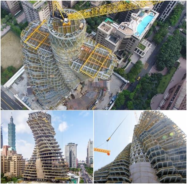 agora-garden-construccion-taiwan
