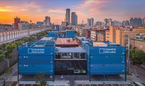 common-ground arquitectura modular