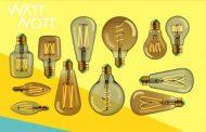 WattNott: bombillas edison con tecnología led (de Plumen)