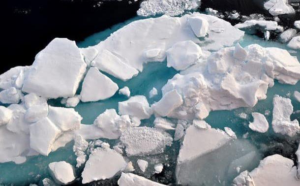 Confusión científica por el deshielo en los Polos