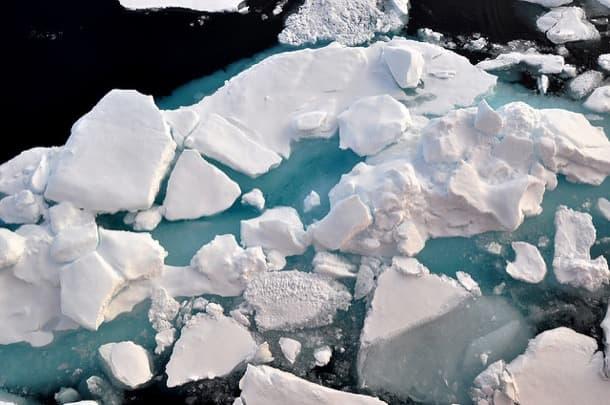 deshielo polar