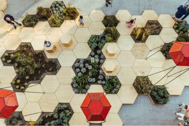 jardin sensorial favara ofl-architecture