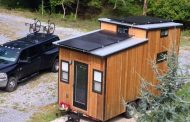 Casa solar diminuta y móvil