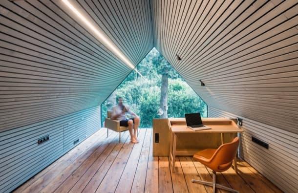 refugio urbano bosques de viena sue-architekten