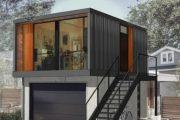 HonoMobo: casas hechas con contenedores de carga