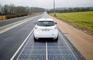 Francia gastó €5 millones en una carretera solar de 1km