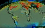 Los movimientos del CO2 por el planeta (vídeo)