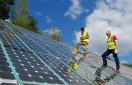 La energia solar ya es más barata que la eólica