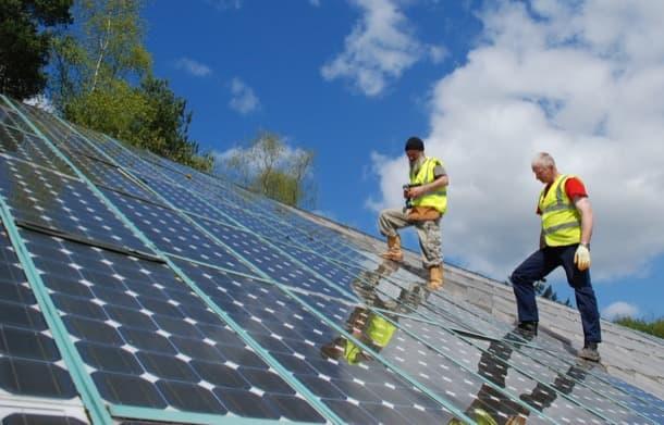 precio de la energía solar