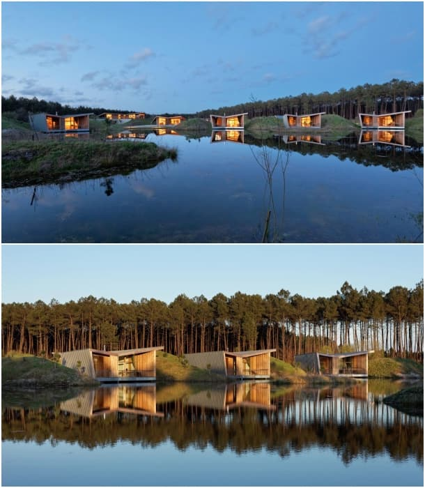 les-echasses-hotel-rural-francia