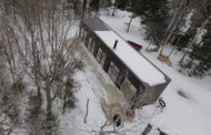 Massif du Sud: cabaña en un contenedor de 40 pies