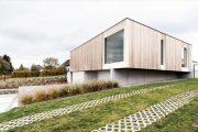 #150: casa prefabricada por la firma SKILPOD