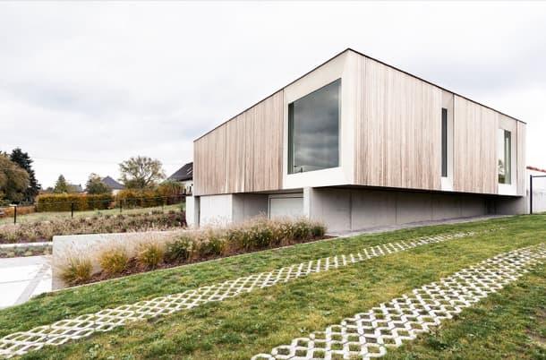 casa modular de CLT skilpod