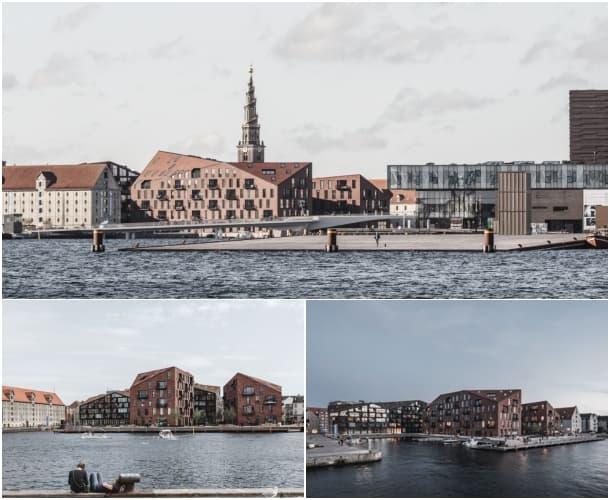 exteriores Krøyers Plads Copenhague