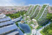 Proyecto para una antigua zona industrial de Bruselas