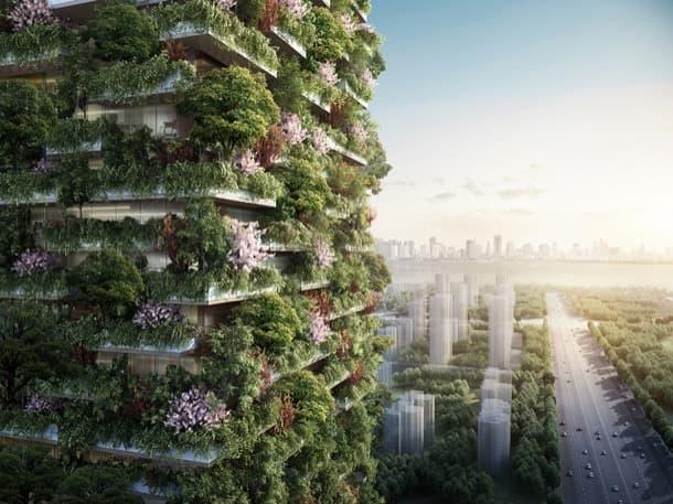 bosque vertical de Nankín, Stefano Boeri