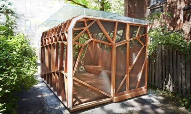 dragonfly-pavilion pabellón para jardín