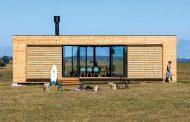 RJI: casa prefabricada en Uruguay, por MAPA