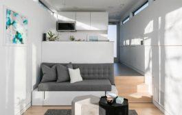Nuevo diseño de la micro vivienda KASITA