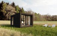 BUXI: módulo habitable de diseño minimalista