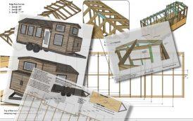 Quartz: planos de una casa construida por una pareja de Alaska