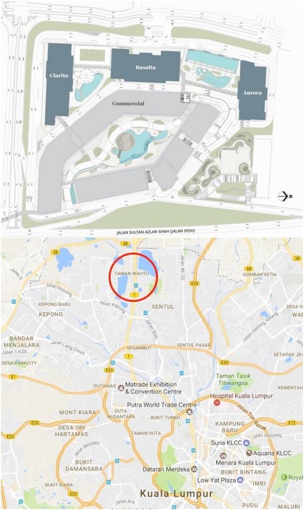 situacion-planta-general-plan-urbanistico-ecosky-kuala-lumpur