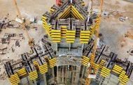 Construcción de la Jeddah Tower