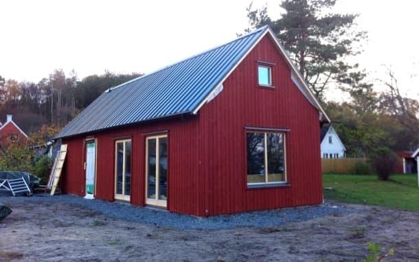 cabaña prefabricada Dalasen
