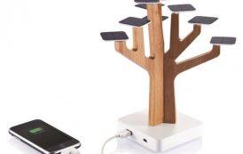 Suntree: para recargar dispositivos con energía solar