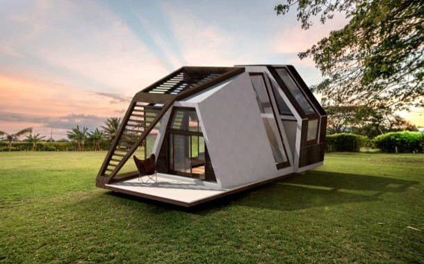 Casa compacta para comprarse online