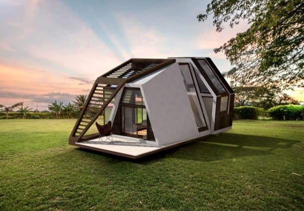 casa compacta prefabricada compra online