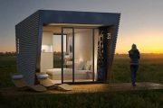 Drop Box: habitación prefabricada para hoteles rurales