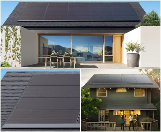 paneles solares Tesla Panasonic