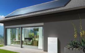 Panel solar de Tesla, para colocar sobre una cubierta existente