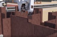 Hadrian X: este robot sí es albañil