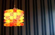 Lámparas a partir de envases reciclados