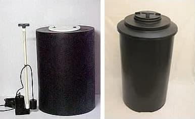 Air-igator riego reciclando agua del aire acondicionado