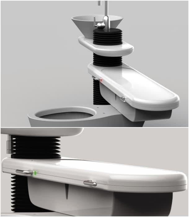 Eco Bath inodoro doble cisterna